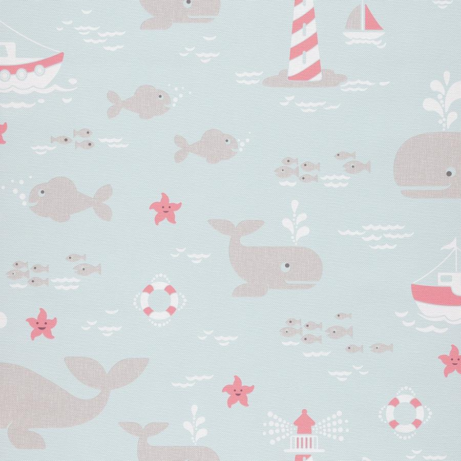 Vlies Kindertapete - Children's Wallpaper LL3206, Jack´N Rose by Woodwork, Grandeco