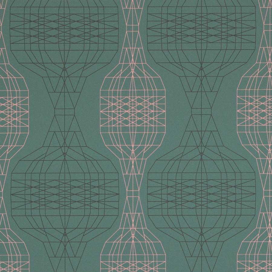 Luxus Vliestapete - Luxury Vlies Wallpaper 219065, Stitch, BN International