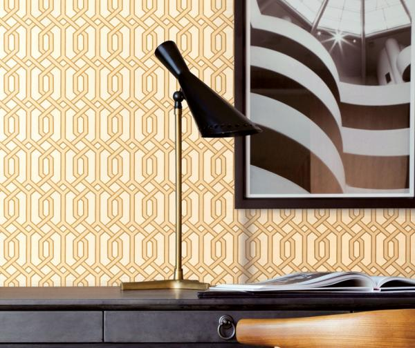 Luxus Vliestapete - Luxury Vlies Wallpaper BA220011, Beaux Arts 2, Design ID, Afrodita
