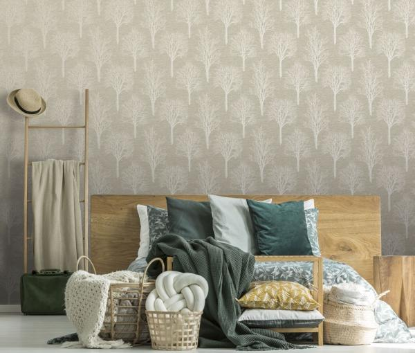 Luxus Vliestapete - Luxury Vlies Wallpaper 106667, Tranquillity, Graham & Brown