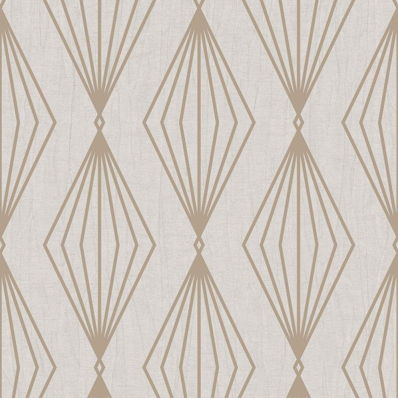 Luxus Vliestapete - Luxury Vlies Wallpaper 111309, Geometry