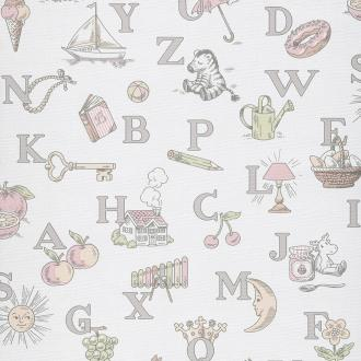 Vlies Kindertapete - Children's Wallpaper LL3110, Jack´N Rose by Woodwork, Grandeco