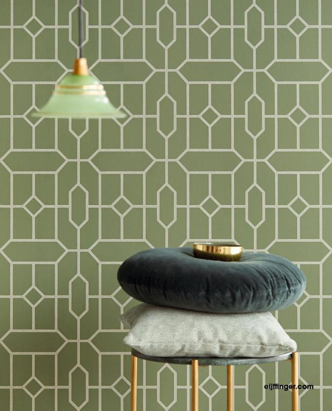 Luxus Vliestapete - Luxury Vlies Wallpaper 382513, Stature, Eijffinger