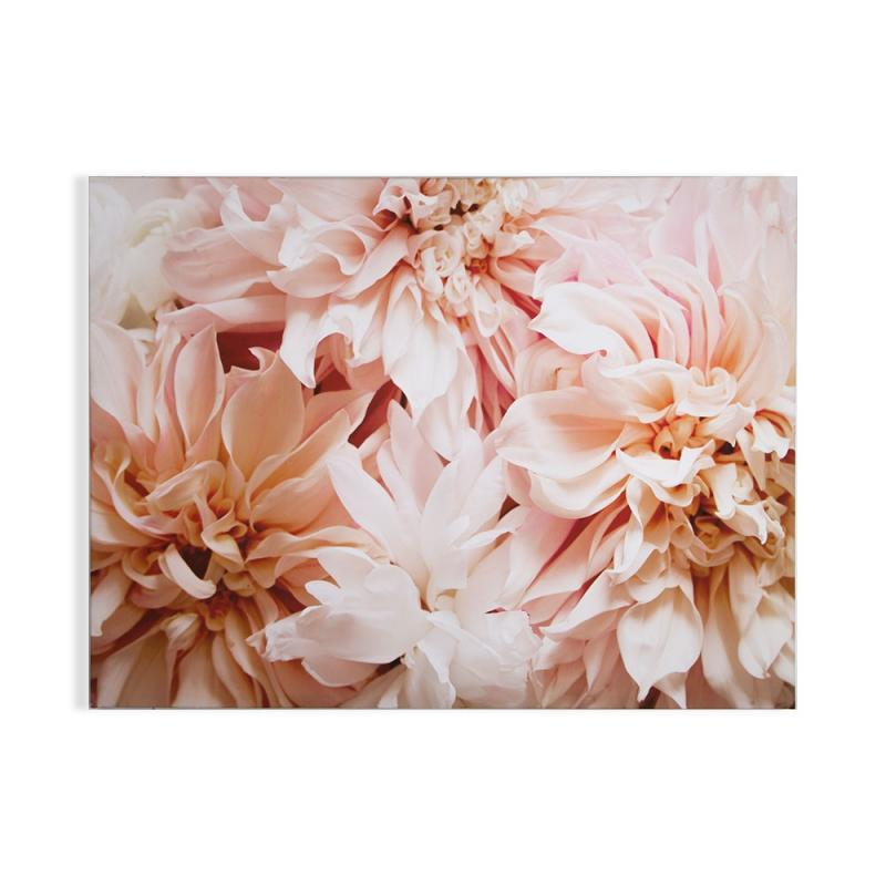 Frameless Malerei - Druck auf Leinwand Blushing Blooms 104575, Wall Art, Graham Brown
