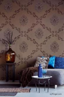 Luxus Vliestapete - Luxury Vlies Wallpaper 353004, Savor, Eijffinger