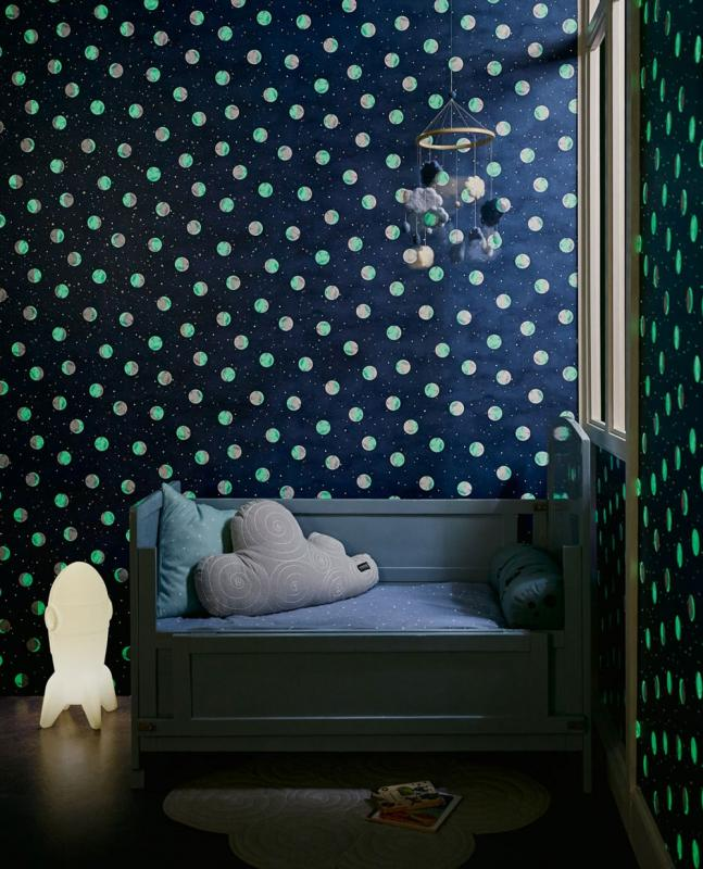 SPEZIAL - Kindertapete - Children's Wallpaper 399031, Mini Me, Eijffinger