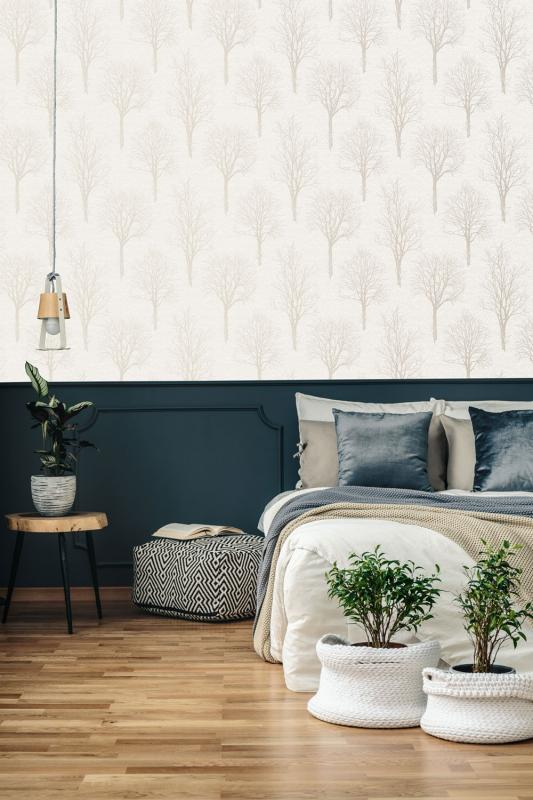 Luxus Vliestapete - Luxury Vlies Wallpaper 106666, Tranquillity, Graham & Brown