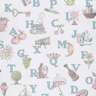 Vlies Kindertapete - Children's Wallpaper LL3106, Jack´N Rose by Woodwork, Grandeco