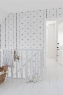 Vlies Kindertapete - Children's Wallpaper LL4006, Jack´N Rose by Woodwork, Grandeco