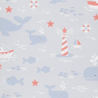 Vlies Kindertapete - Children's Wallpaper LL3204, Jack´N Rose by Woodwork, Grandeco