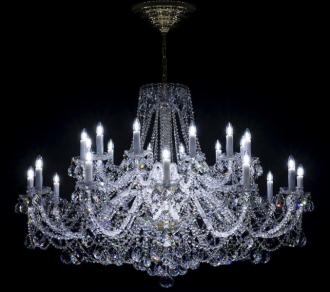 LED Kristall Kronleuchter - LED Crystal chandelier EX4050 24-72LED09-505S