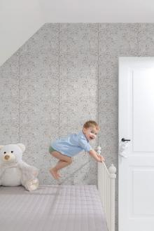 Vlies Kindertapete - Children's Wallpaper LL-06-11-6, Jack´N Rose by Woodwork, Grandeco