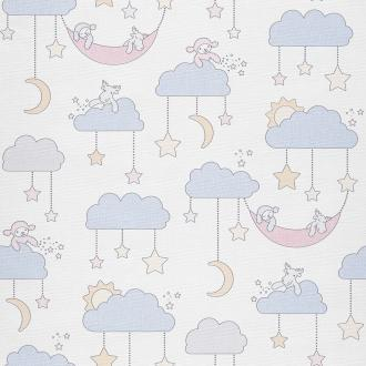 Vlies Kindertapete - Children's Wallpaper LL3004, Jack´N Rose by Woodwork, Grandeco
