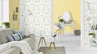 Vlies Kindertapete - Children's Wallpaper 6498-08, My Garden, Erismann
