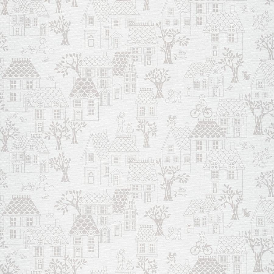 Vlies Kindertapete - Children's Wallpaper LL-05-03-8, Jack´N Rose by Woodwork, Grandeco